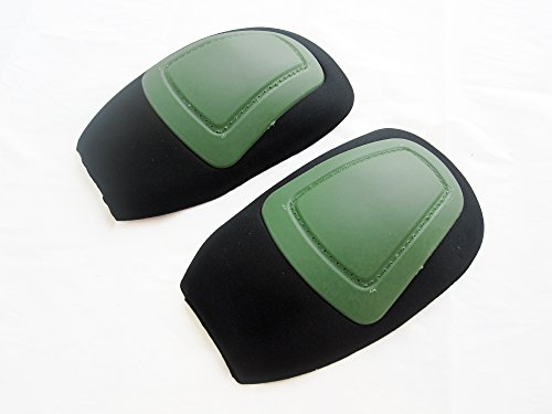 DLP Tactical Hardshell Knee Pads for G3 Combat Pants (Crye Airflex Compatible)