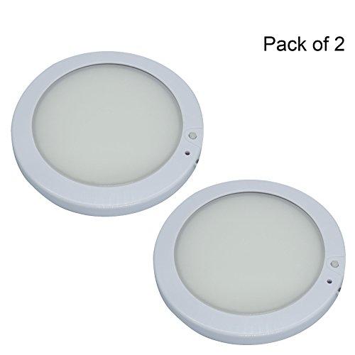 Facon 12V LED Panel Light Ceiling Wall Dome Light Interior Light