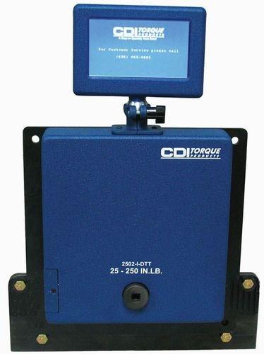 CDI Torque 2503-F-DTT 1/2 DR 25-250' lb Electronic Torque - Wrench Cdi Torque 2503