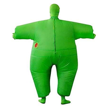 Nany - Disfraz de Sumo Hinchable para Adulto: Amazon.es ...