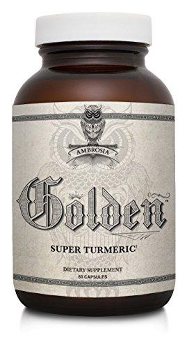 Ambrosia Golden® Super Turmeric - 60 Capsules