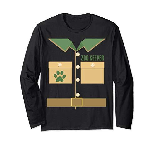 Zoo Keeper Funny Costume Safari Animal Lover T Shirt]()