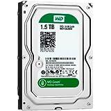 WD Green 1.5 TB Desktop Hard Drive: 3.5 Inch, SATA III, 64 MB Cache - WD15EARX
