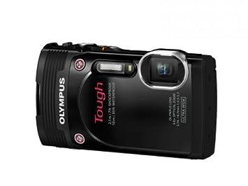 Olympus TG-850 Tough - Cámara compacta acuática de 16 MP (Pantalla ...