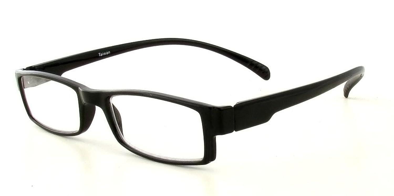 Amazon.com: Calabria 762 Neck Hanging Reading Glasses in Black ; + ...