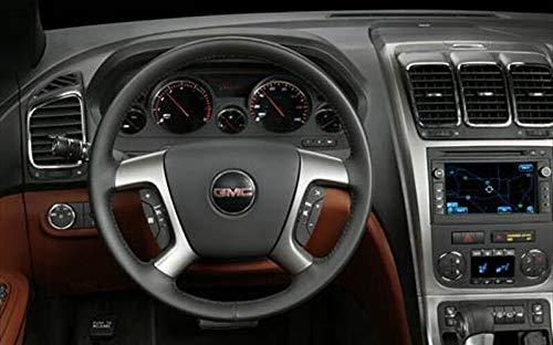 Decal USA 2007-13 Five Sets Chevy//GMC Steering Wheel Button Repair Decals Silverado Sierra