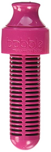 Water Bobble 2-Pack Replaceable Water Filter, Magenta