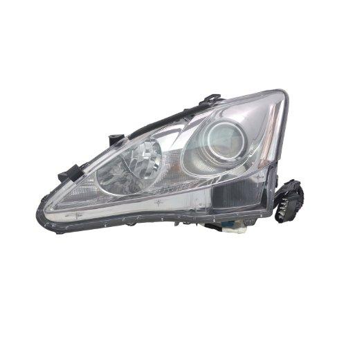 Headlight Lexus Is 250 Lexus Is 250 Headlights
