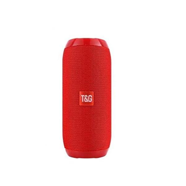 Haut-Parleur Portable Bluetooth étanche Voyage en Plein airCamouflage Portable 160mmx68.8mm de Camouflage portatif extérieur de Carte de Haut-Parleur portatif sans Fil imperméable de Bluetooth 4