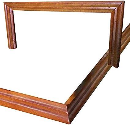 Madera bordón marco portería y embellezedor mueble del futbolin duguespi: Amazon.es: Deportes y aire libre