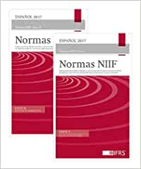 Español 2017 Normas NIIF® (Libro Rojo): Amazon.es: IFRS