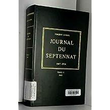 journal septennat tome 2
