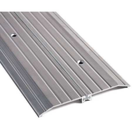 Door Threshold, Aluminum, 48 in. L, 6 in. W