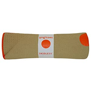 Yogitoes Skidless Mat Size Towel by Yogitoes