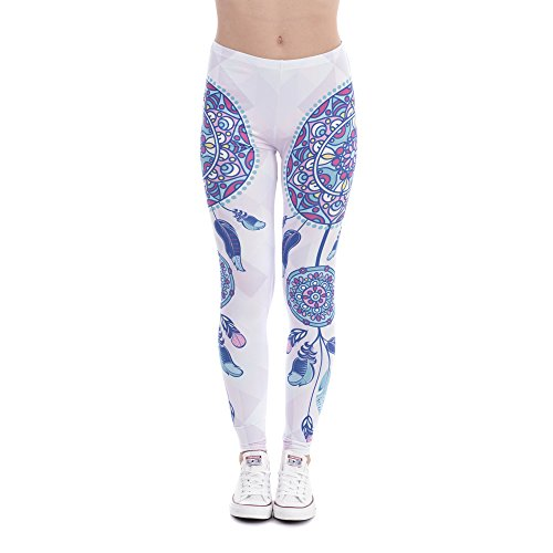 Pop Fashion Stretch Leggings Footless product image