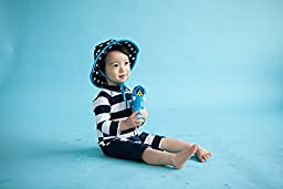 Vaenait Baby 0-24M Infant Boys Longsleeves One piece Swimsuit Baby Rico S
