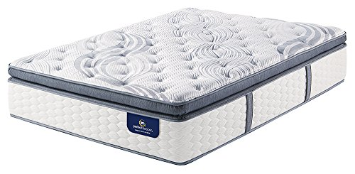 Serta Perfect Sleeper Elite Firm Super Pillow Top 700 Innerspring Mattress, California King by Serta