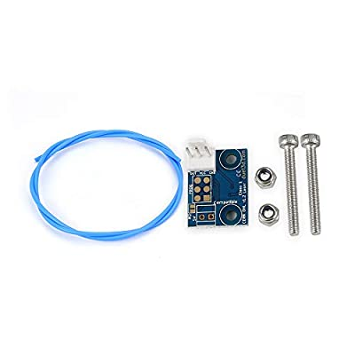 FYSETC 3D Printer Controller Mainboard Upgrade Parts, Clone Duet3D 1.75mm Filament Monitor Sensor, Detect Stuck Filament Laser Version Filament for Duet 2 WiFi Motherboard