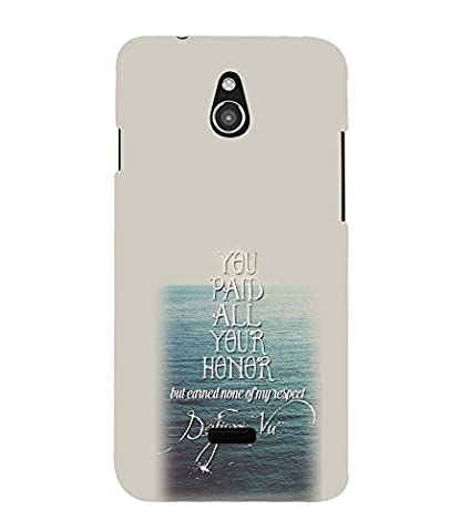 outlet store 53e6b 2c873 Print Masti Designer Back Case Cover for InFocus M530: Amazon.in ...
