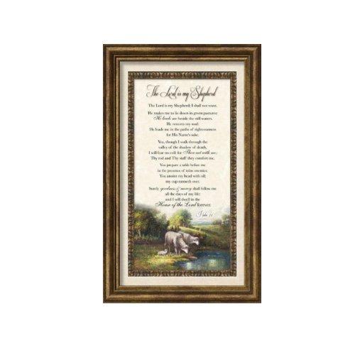 Psalm 23 Framed - 2