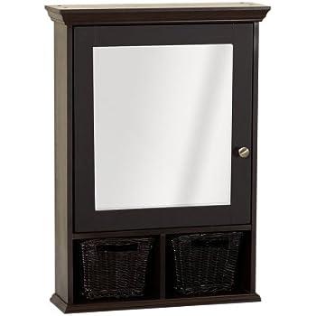 Amazon Com Jensen 780989 Sheridan Framed Medicine Cabinet