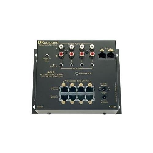 Russound 2000-115882 A-H484 Audio Distribution Hub (Russound Hub)