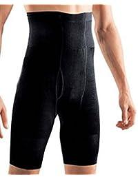 SODACODA Men's Slimming Shapewear Underwear - Sport Compression - Black