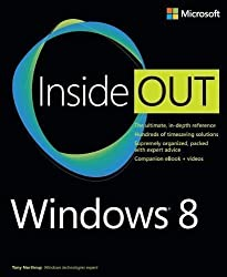 Windows 8 Inside Out 1st (first) Edition by Northrup, Tony published by MICROSOFT PRESS (2012)
