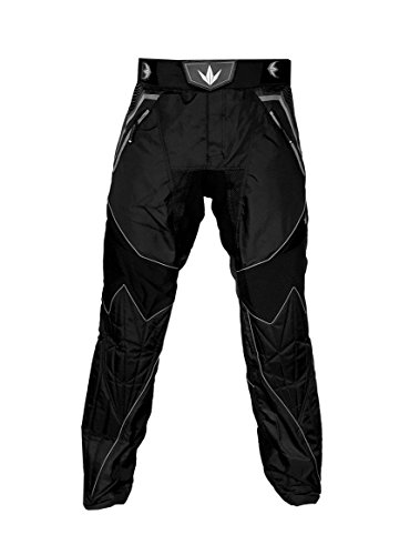 Paintball Professional Pants (Bunker Kings Supreme Paintball Pants - Black - Medium (MD))