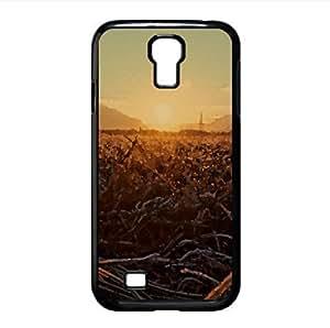 Sunrise Watercolor style Cover Samsung Galaxy S4 I9500 Case (Autumn Watercolor style Cover Samsung Galaxy S4 I9500 Case)