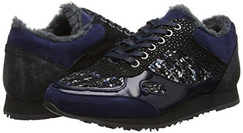 schwarz Nero Piazza 850329 Donna Sneaker IXpqxTCq