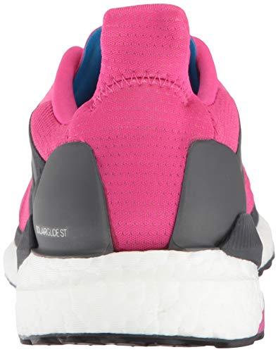 Solar white Magenta Adidas Originals St Glide Femme carbon Real 6755v1qSxw