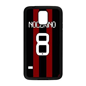 Nocerino 8 New Gattuso Design Hard Case Cover Protector For Samsung Galaxy S5 by Maris's Diary