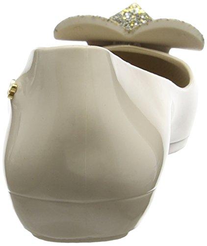 Zaxy Ballerine Pop Luxe Beige Basse Nude Heart Donna nFnWP
