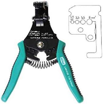 家の修理に適したプライヤーツールプライヤー、つまり屋外メンテナンスプライヤー、ブルーの多機能自動ケーブルプルプライヤーセット、