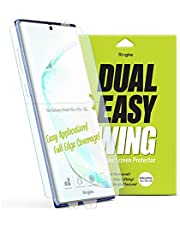 For Samsung Note 10 Plus Ringke Screen Protector Dual Easy Film (2packs) clear