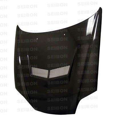 (SEIBON 03-06 Tiburon Carbon Fiber Hood VSII 04/05)