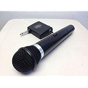 Microphone Wireless Singing Machine SMM-107 U...