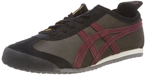 Zapatos dark port 251 Asics Mexico Sepia Multicolor Para Hombre Royal red blue 66 White qPwqzX