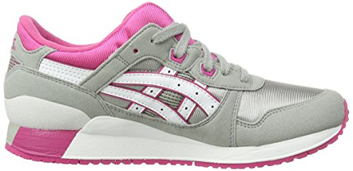 Lyte Grey Light GS Sportive Adulto Gel 1301 White Unisex Grigio III Scarpe Asics HAaqx5wS