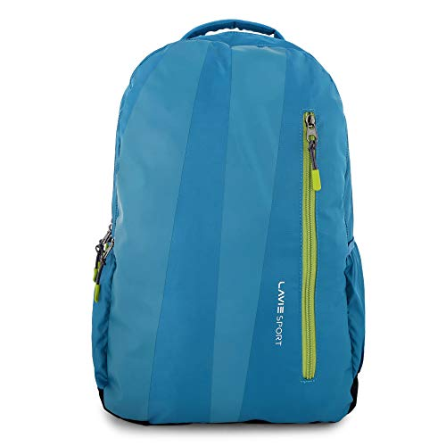 Lavie Sport 33 Ltrs Teal Laptop Backpack (BDEI323043M3)
