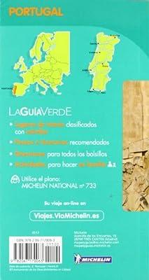 La Guía Verde Portugal: Amazon.es: VV.AA.: Libros