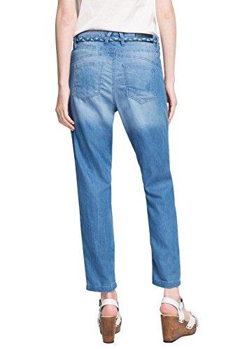 edc by Esprit, Azul para Mujer Azul (Blue Medium Wash 902)