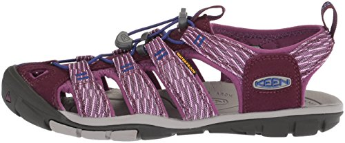 Pictures of KEEN Women's Clearwater CNX-W Sandal 1018499 Grape Wine/Grape Kiss 5