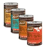 Merrick Grain Free 96% Meat Canned Dog Food Variety Pack, My Pet Supplies