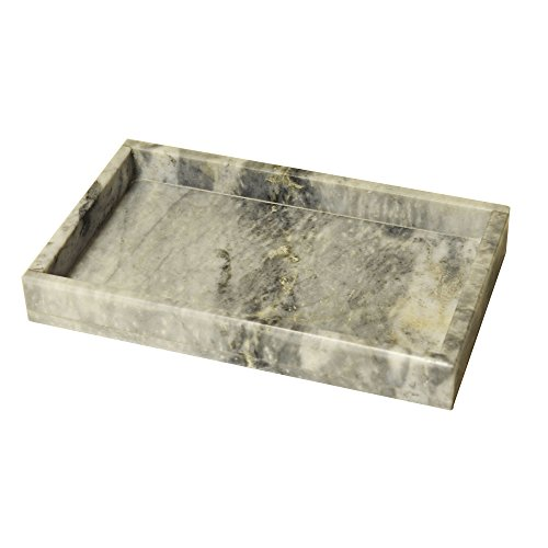 Marble Tray, Cloud Gray