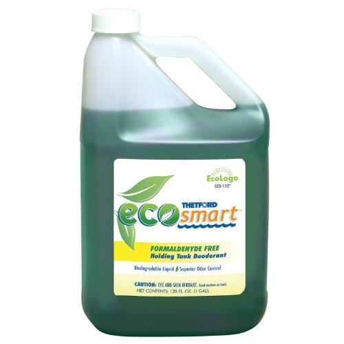 Eco Smart RV Holding Tank Deodorant - Waste Digester - Detergent - 128 oz - Thetford - Jug Freshwater