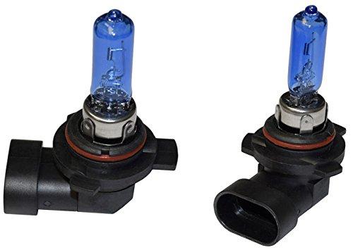 GP Thunder SGP75-9012 Super White 7500K 55W HIR2 Xenon Quartz Light Bulb, (Pack of 2) (Bulbs 55w White Xenon)
