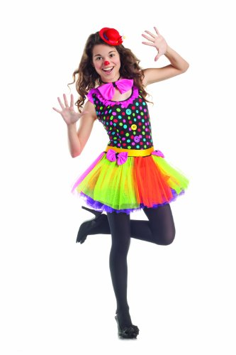 Cutie Child Costumes Clown (Party King Cutie The Clown Child Costume,)
