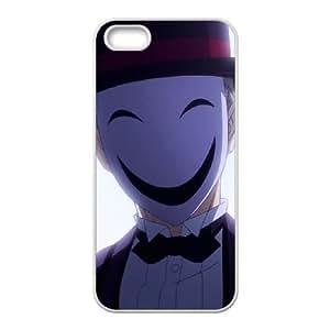 Kagetane Hiruko plástico Bullet negro iPhone 4 funda caja del teléfono celular 4S funda funda caja del teléfono celular blanco cubre ALILIZHIA04683